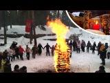 Праздник День Дида в общине староверов Сварожич