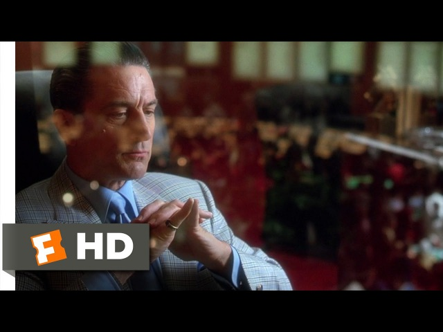 Casino (1/10) Movie CLIP - A Hell of a Handicapper (1995) HD
