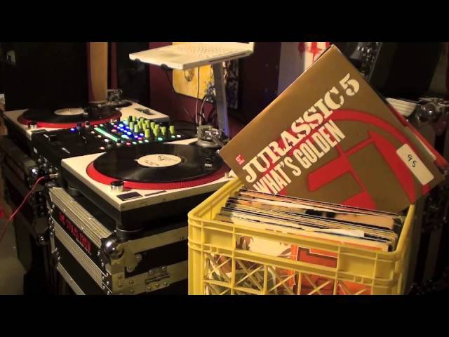 Milk Crate Classics - All Vinyl Set - 90s and Early 2000s Hip Hop - DJ Rocky Styles