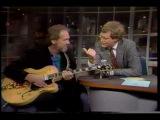Duane Eddy on Letterman-Rebel Rouser!-Very Rare!