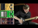 Tube Screamer / Overdrive Pedal Demo: Ibanez TS9 vs Boss SD1 vs TC Electronics MojoMojo