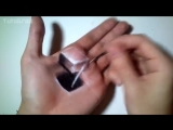 Hand Art 3D Hole and A Scale Drawing - YouTube