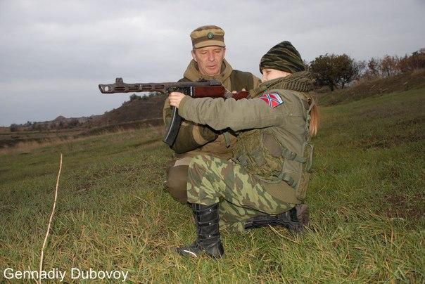 В «ЛНР» девятилетняя Богдана из Алчевска служит в бригаде «Призрак» (ФОТО), фото-1