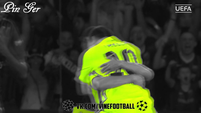 Комбинация Барсы |PinGer| vk.com/vinefootball