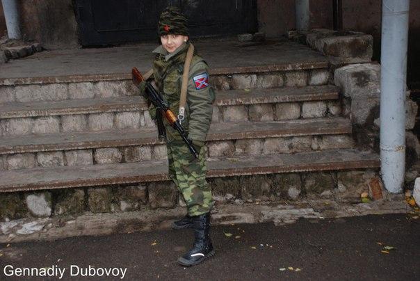 В «ЛНР» девятилетняя Богдана из Алчевска служит в бригаде «Призрак» (ФОТО), фото-4