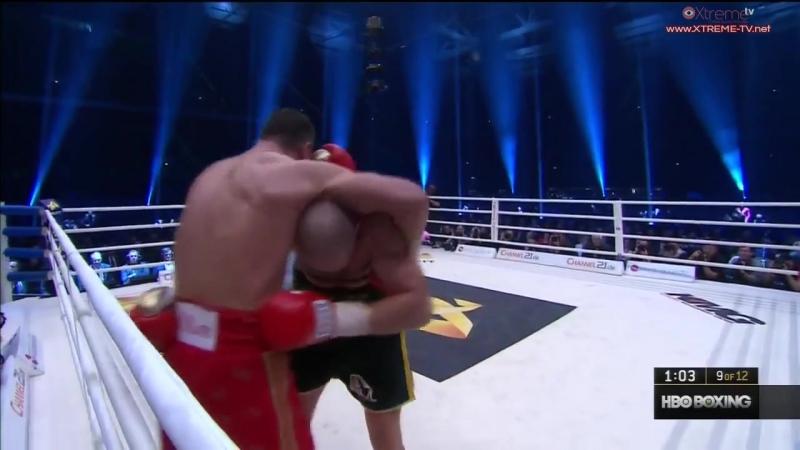 Клiчко - Фьюрi