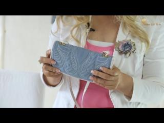 Обучение искусству квилтинга с нуля. Подробности о платном видео мастер-классе по созданию красивой джинсовой сумочки.