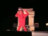 человек-паук - паутина-из-рук. сказка про супергероев(2010,прикол).avi