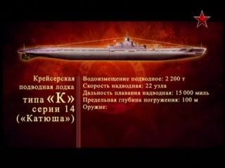 Дф. Оружие Победы - Подводная лодка Катюша