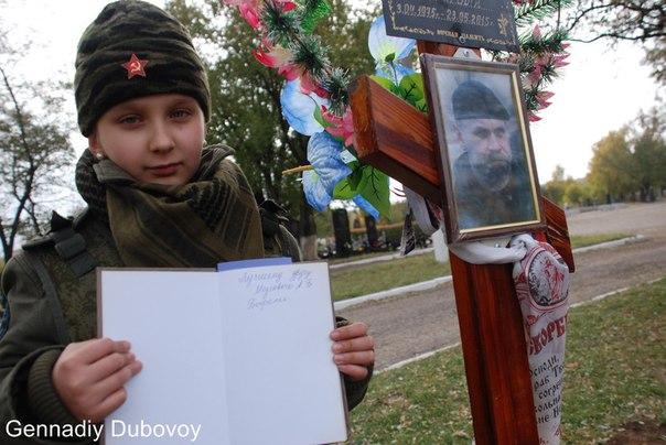 В «ЛНР» девятилетняя Богдана из Алчевска служит в бригаде «Призрак» (ФОТО), фото-3