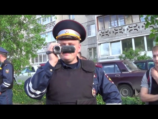 СтопХам Петрозаводск 96 - Белая горячка