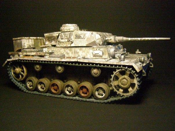 Pz.Kpfw III Ausf J GPM оригинал AHG6PnXuCo4