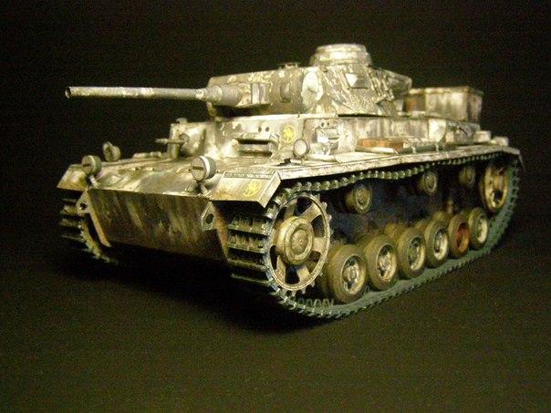 Pz.Kpfw III Ausf J GPM оригинал MWZ3Eu_W7cw