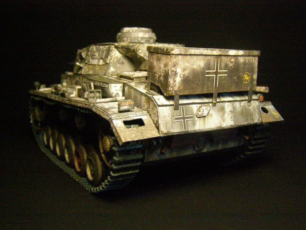 Pz.Kpfw III Ausf J GPM оригинал 9NceqgSl_7k