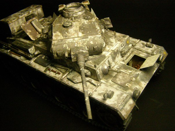 Pz.Kpfw III Ausf J GPM оригинал NFWNLqpheGc