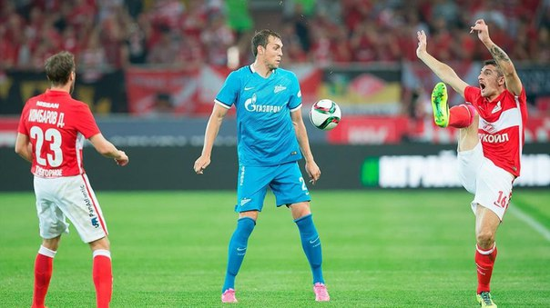 Дмитрий Булыкин: в этом году удивило то, как Дзюба быстро вписался в новую команду