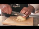 Как правильно нарезать лук _ How to chop an onion