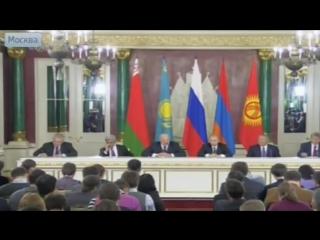 ГЛАВНЫЕ НОВОСТИ! Президент Белоруссии Лукашенко в Москве сделал жесткое заявлени