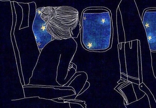 — Если путешествия были бы бесплатными, вы никогда бы не увидели меня снова.