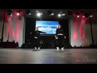 Winners FRONTROW | Duo Trio Adult Pro Hip Hop | Ильичева Кристина, Олейник Инна | The Challenge