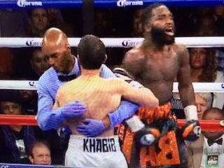 ADRIEN BRONER VS KHABIB ALLAKHVERDIEV FULL POST FIGHT REVIEW (BRONER TKOs ALLAKHVERDIEV)