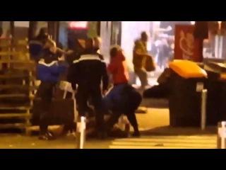 Париж - теракт около стадиона Stade de France 13.11.2015