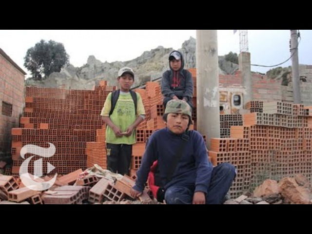 Bolivias Child Labor Exploitation or Tradition | The New York Times