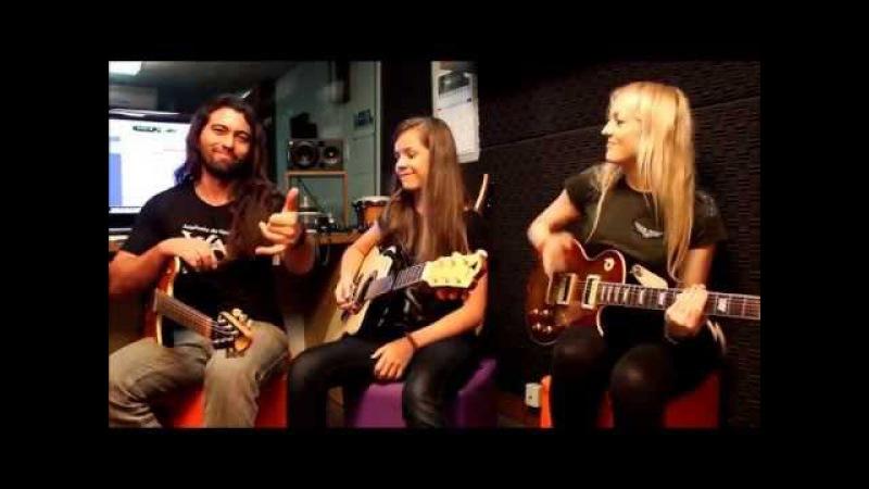Guitar Trio - Warleyson Almeida - Stéfany Duarte - Emily Hastings