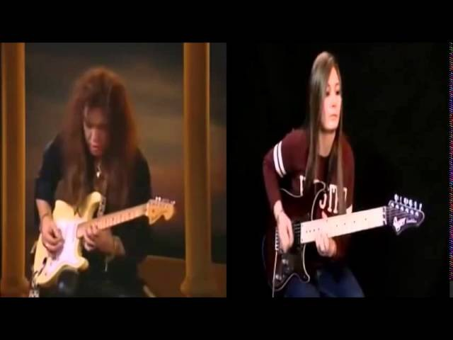 Arpeggios From Hell - Yngwie Malmsteen and Tina S