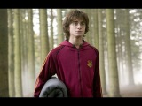 Гарри Поттер и Кубок Огня - между съёмок