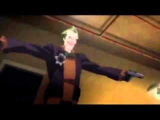 Joker I'm here bitches- Batman Assault on Arkham