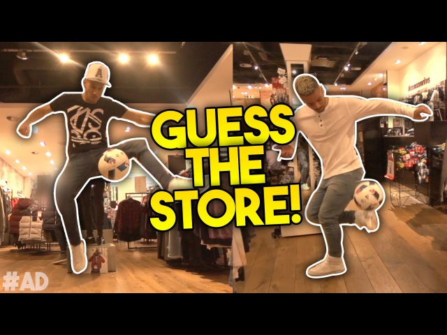 CAN YOU GUESS THE MYSTERY STORE!
