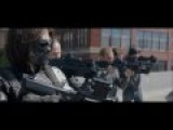Captain America The Winter Soldier - Clip Highway Battle