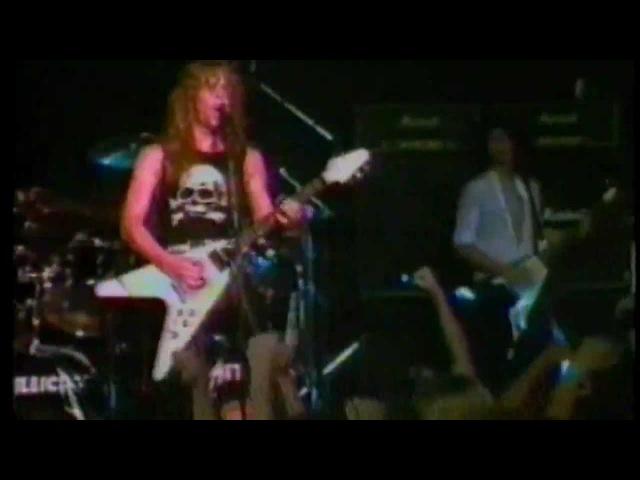 Metallica - Cliff Em All (Full DVD)