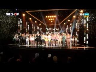 [HD] BTS - I Need U No.1 (1st Win) Encore @ M! Countdown