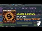 KSHMR &amp Marnik - Bazaar (Original Mix) (FL Studio Remake + FLP)