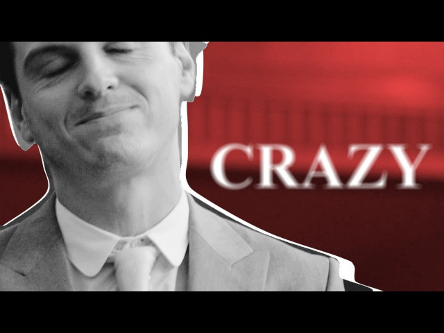 Jim Moriarty | CRAZY [dedication]