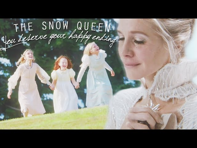 The snow queen | you deserve your happy ending ( 4x10 )