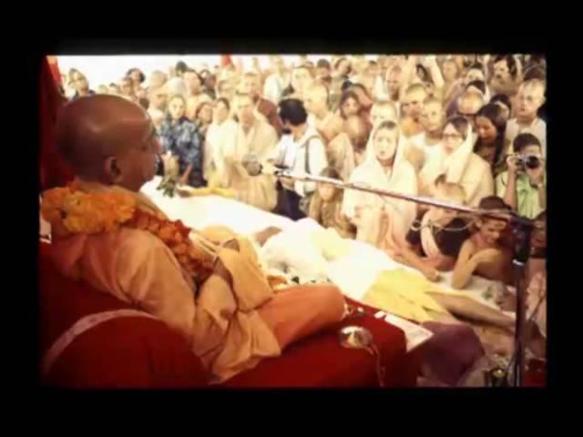 Krishna is Absolute Prabhupada 0047