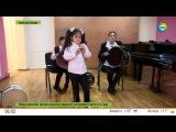 Чудо-девочка из Еревана играет на пяти музыкальных инструментах