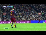 FC Barcelona vs SD Eibar Full Match HD La Liga 2015/16