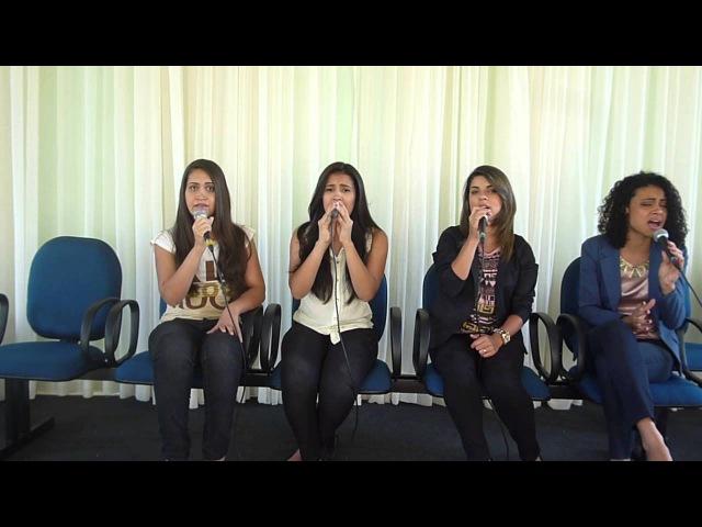 Quarteto Esher - Tocou-me