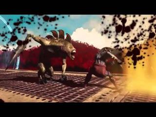 Shadow of the Beast   Paris Games Week 2015 Trailer  PS4