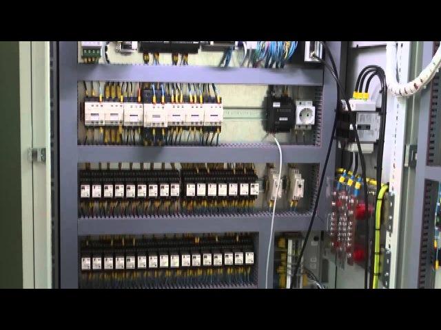 SCADA система управления процессом термообработки. Накал