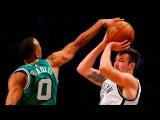 Boston Celtics vs Brooklyn Nets | FULL GAME HIGHLIGHTS | 11.22.2015