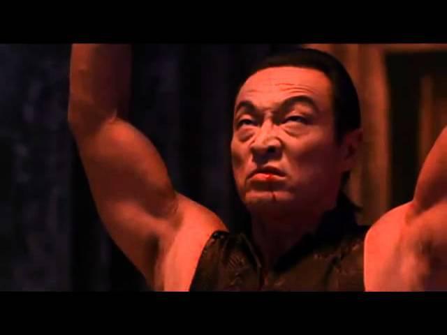 Mortal Kombat - Shang Tsung vs Liu Kang 1