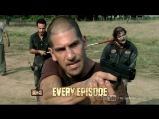Ходячие мертвецы/The Walking Dead (2010 - ...) ТВ-ролик №7 (сезон 3)