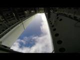 B-52H Dropping 45xM117s on FDM