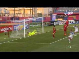 Испания - Россия 1-3. U-19. ЧЕ 10 июля 2015 г,