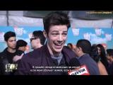 ubGrant Gustin Talks The Flashpoint Paradox  New Movie at Kids Choice Awards 2016 Rus Sub